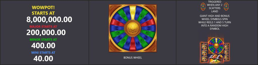 Păcănele online Wheel of Wishes