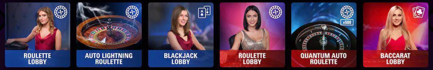 jocuri de masă live la pokerstars casino