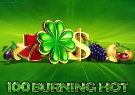Păcănele Gratis 100 Burning Hot