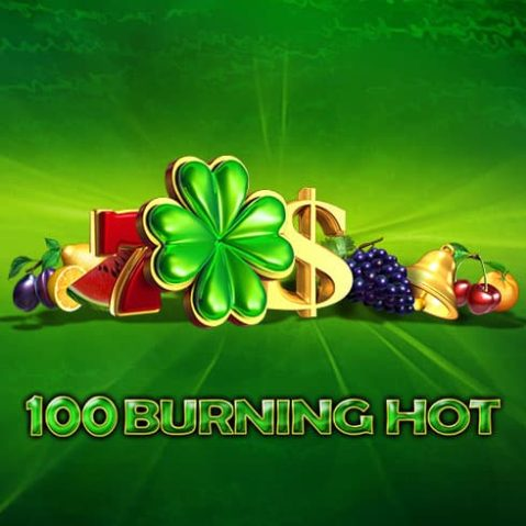 Păcănele Gratis 100 Burning Hot