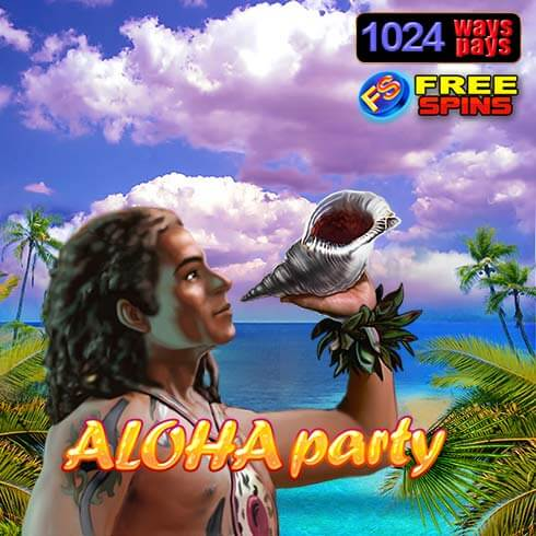 Aloha Party EGT gratis