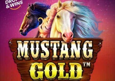 Slotul online Mustang Gold