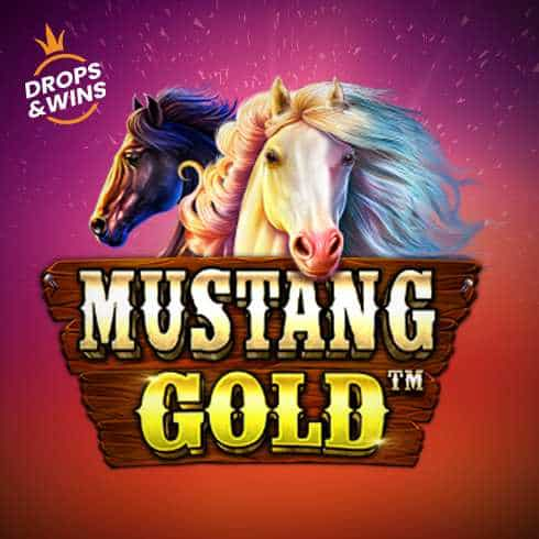 Slotul online Mustang Gold