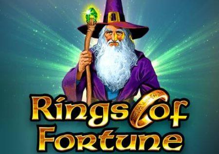 Păcănele Novomatic Rings of Fortune