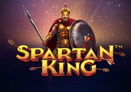 Păcănele online Spartan King