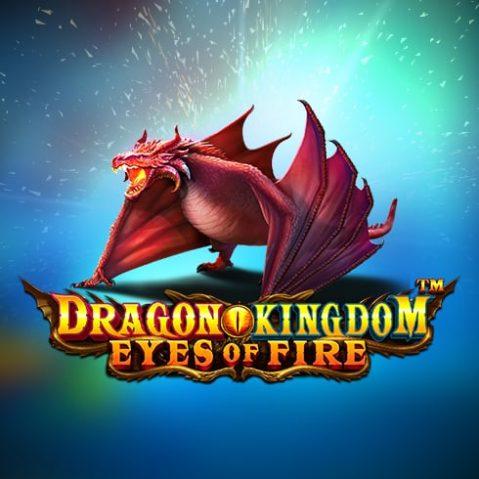 Păcănele noi Dragon Kingdom Eyes of Fire