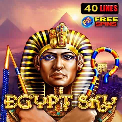 Păcănele Gratis Egypt Sky