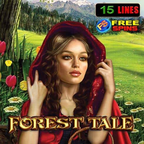 Forest Tale slot EGT