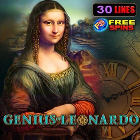 Genius of Leonardo păcănele gratis EGT