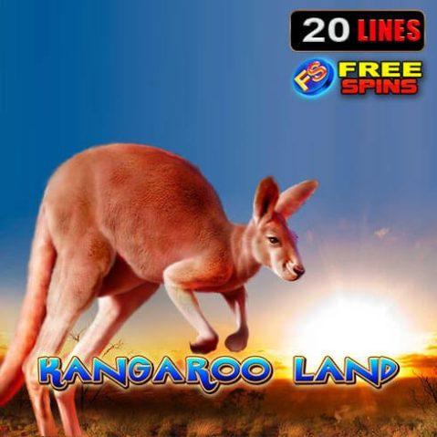 Kangaroo Land EGT gratis