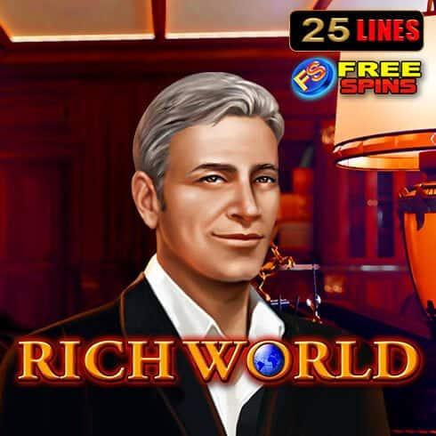 Rich World slot online EGT gratis