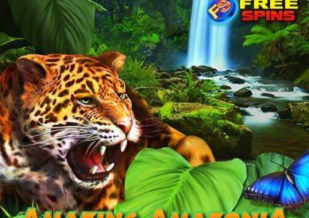 Păcănele EGT Amazing Amazonia