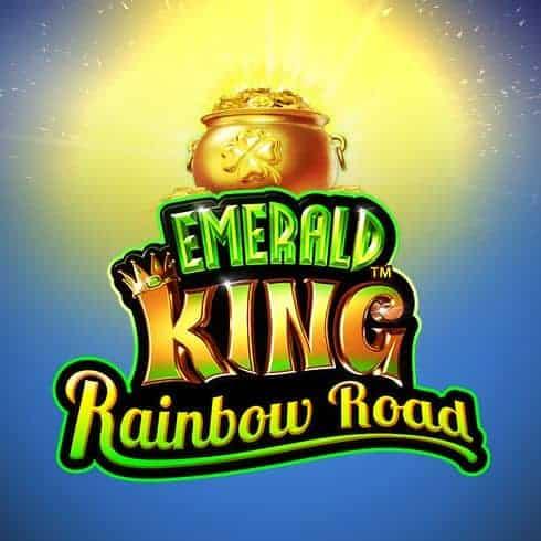 Păcănele noi Emerald King Rainbow Road