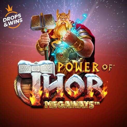 Păcănele noi Power of Thor Megaways