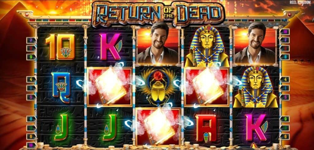 Păcănele Pragmatic Play Return of the Dead