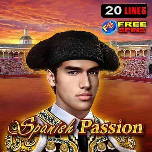 Păcănele EGT Spanish Passion