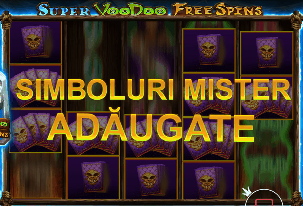 Păcănele Pragmatic Play Voodoo Magic