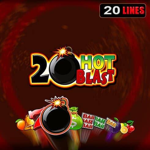 Păcănele 777 20 Hot Blast