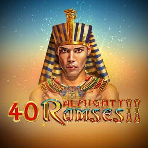 Păcănele EGT 40 Almighty Ramses II
