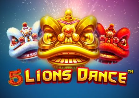 Păcănele Pragmatic Play 5 Lions Dance