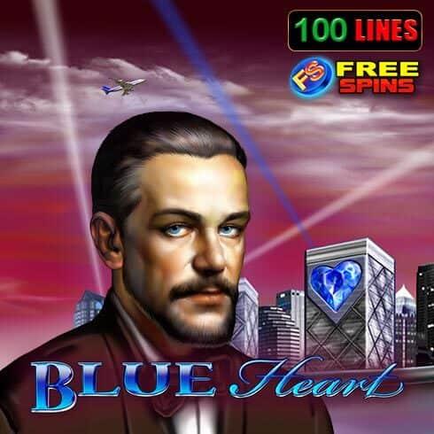 Păcănele EGT Blue Heart