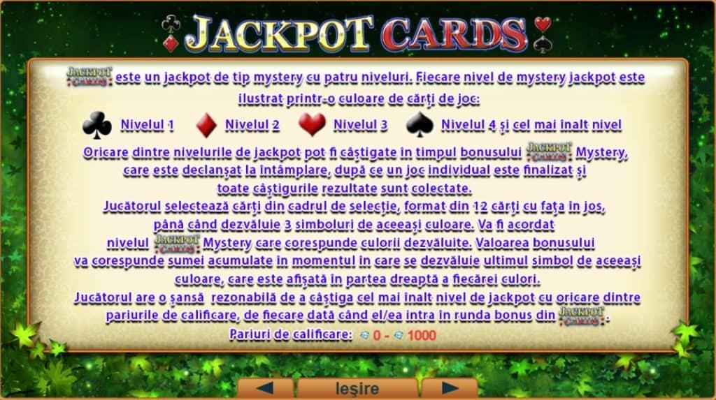 Păcănele EGT Game of Luck