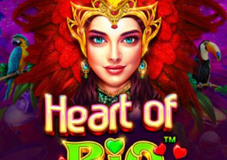 Păcănele Pragmatic Play Heart of Rio