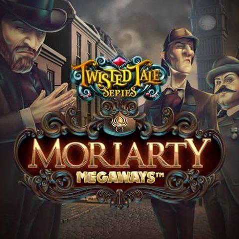 Păcănele din filme Moriarty Megaways