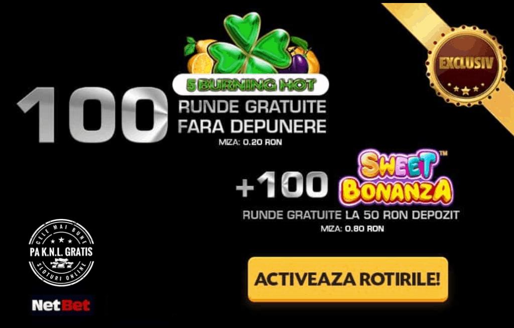 Bonus fără depunere la cazino