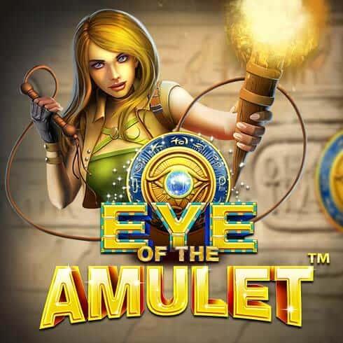Păcănele online Eye of the Amulet