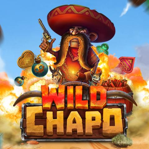 Wild Chapo slot online exploziv