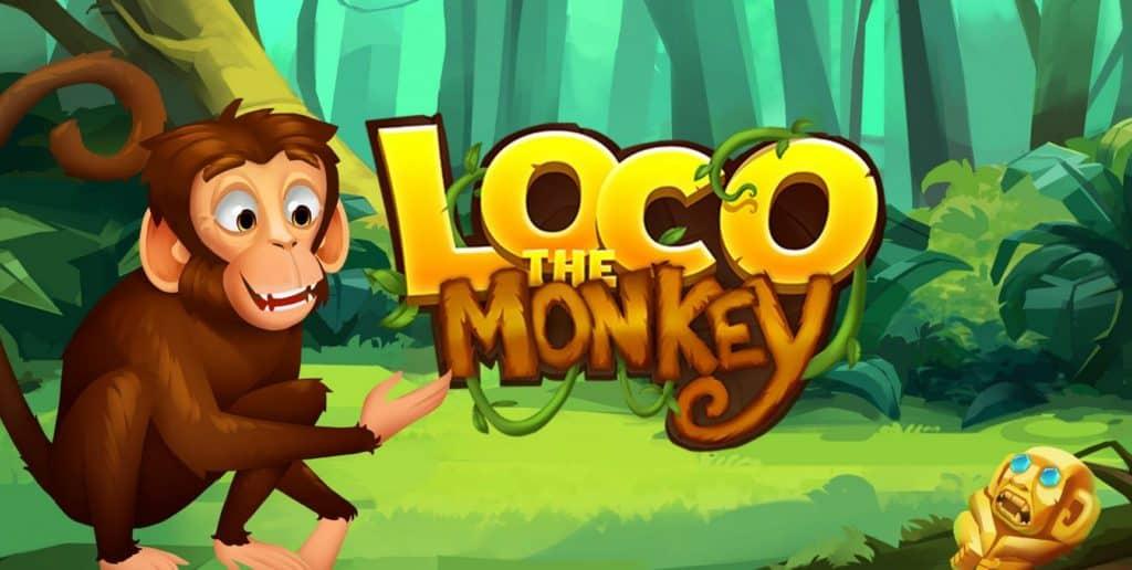 Cele mai populare păcănele lansate Loco the Monkey