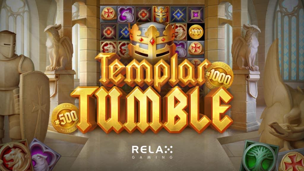 Cele mai populare păcănele lansate 2021 Templar Tumble
