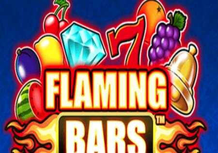 Păcănele 777 Flaming Bars