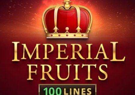Păcănele 777 Imperial Fruits 100 lines