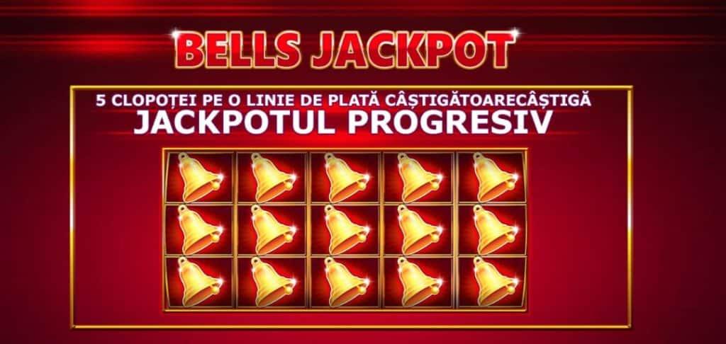 Păcănele 777 Jackpot Bells
