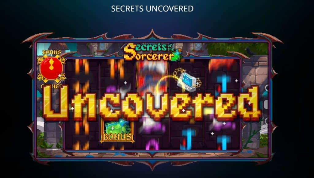 Păcănele noi Secrets of the Sorcerer