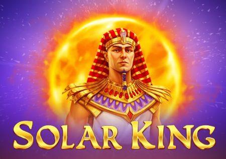 Jocuri ca la aparate din Egipt Solar King