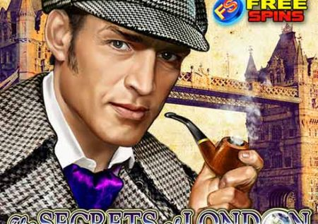 Păcănele EGT The Secrets of London